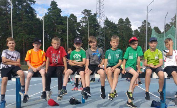Kesäliikuntaleirit liikuttavat kesällä Taipalsaarella, Luumäellä, Lemillä, Joutsenossa ja Savitaipaleella