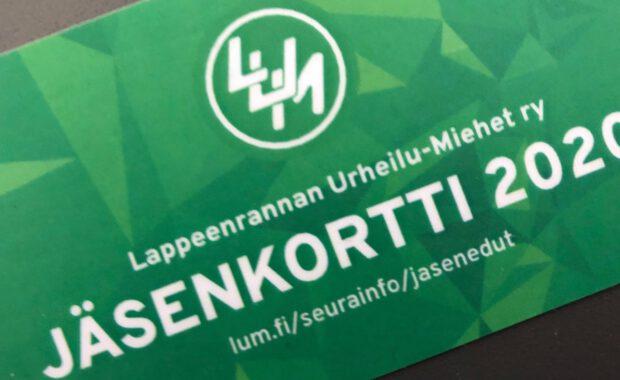 LUM:n jäsenenä saat jäsenetuja yhteistyökumppaneiltamme