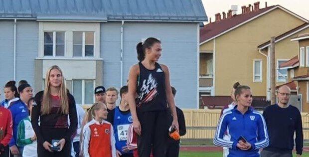 LUM:n urheilijoille mitaleja Nuorten SM-kisoista