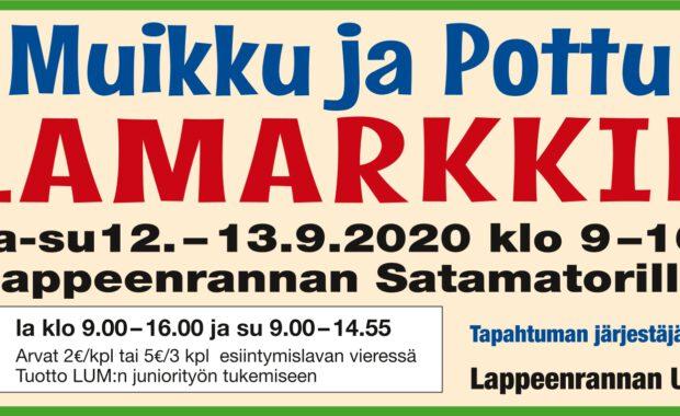 Kalamarkkinat Satamatorilla lauantaina ja sunnuntaina