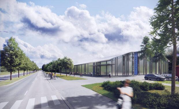 Kaupunginvaltuusto päätti sisäliikuntahallin rakentamisesta
