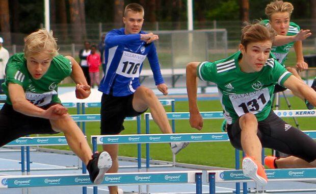 Nuorten SM-hallit viikonloppuna Tampereella - LUM:lta mukana 16 urheilijaa