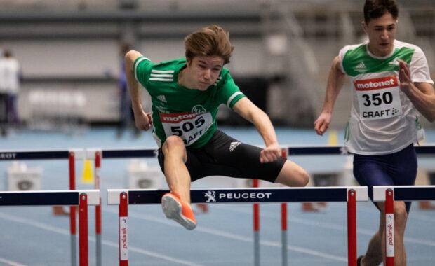 Tanja Kokkonen ja Rasmus Vehmaa Suomen mestaruuteen nuorten SM-halleissa, Essi Vehmaalle pronssia