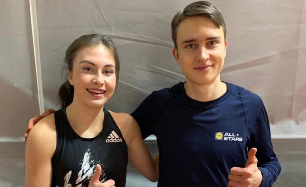 Simo Lipsaselle kultaa myös pituudessa - Tanja Kokkonen hopealle 60 metrin aidoissa